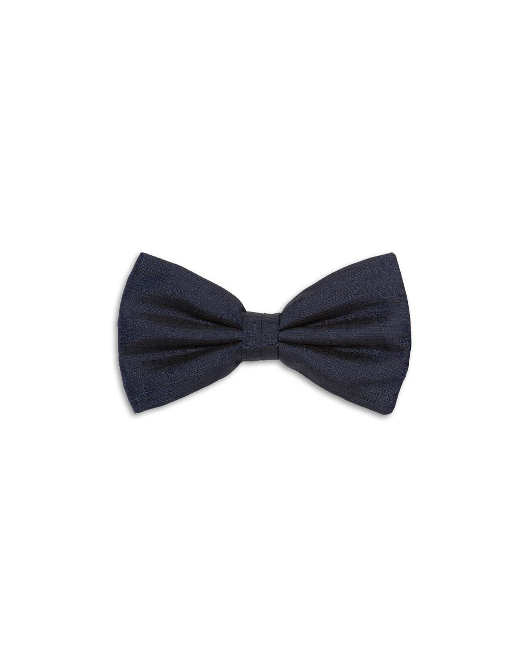 BRIONI Blue Navy Bow Tie Bow Ties & Cummerbunds Man f