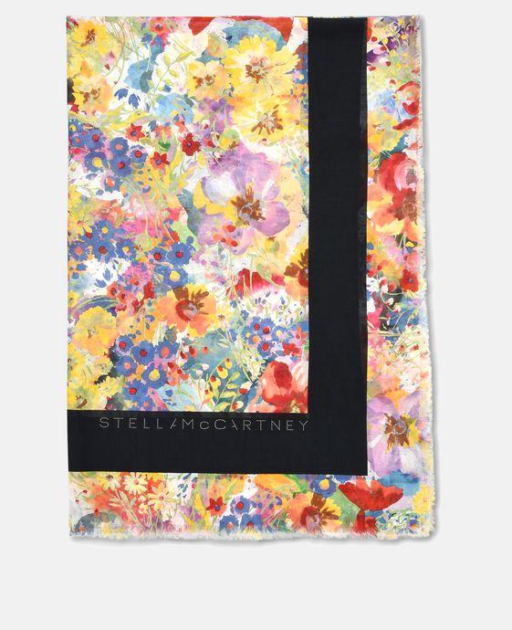 Floral Print Sarong