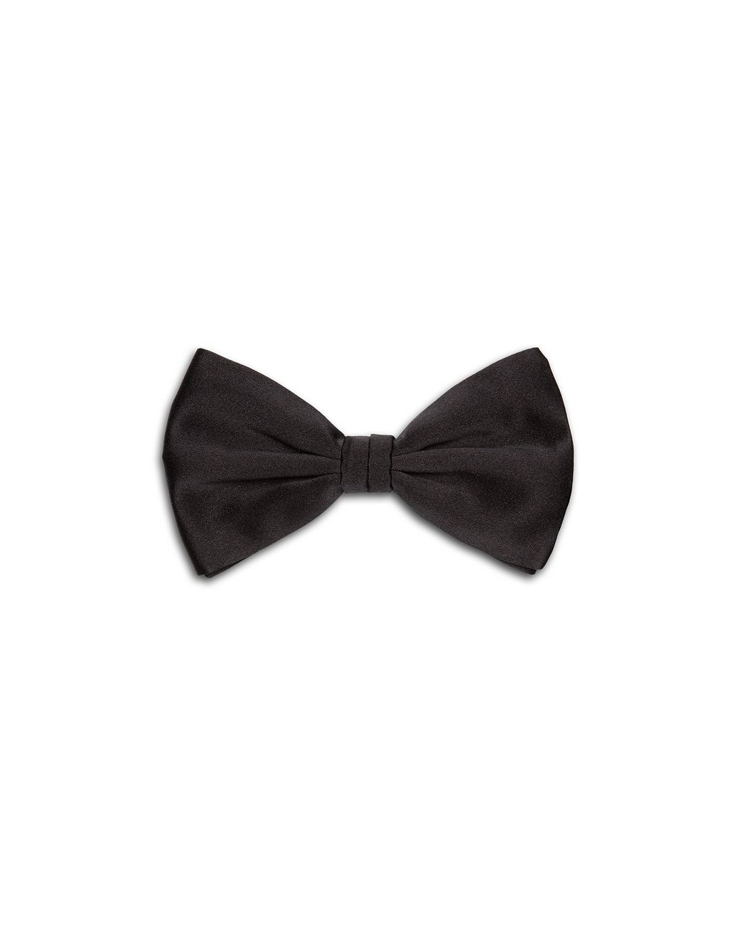 BRIONI Black Bow Tie Bow Ties & Cummerbunds U f