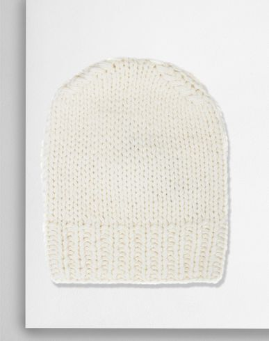 MM6 MAISON MARGIELA Hat D Knit beanie f