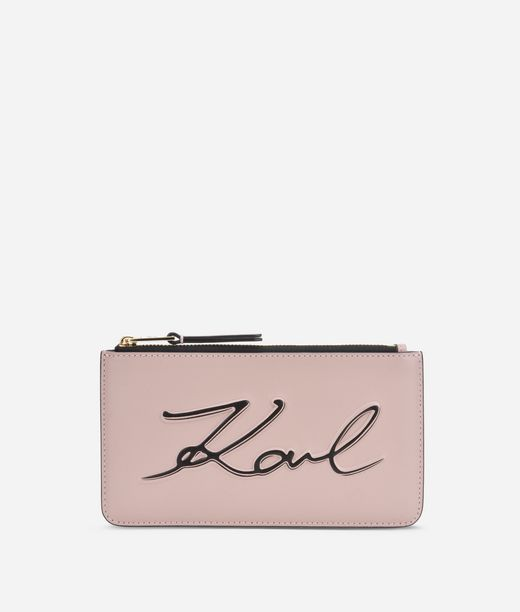 KARL LAGERFELD K/Signature Small Pouch 12_f