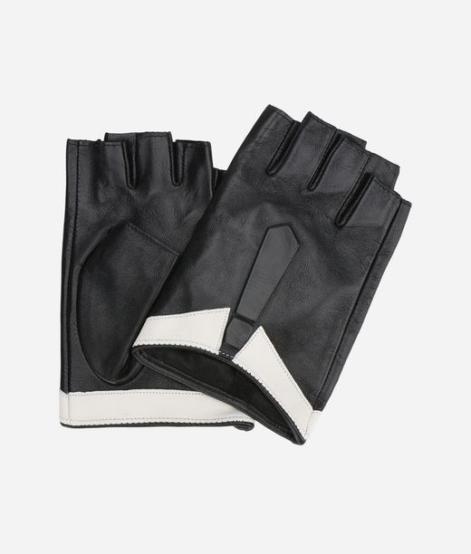 KARL LAGERFELD K/Ikonik Tie Gloves 12_f