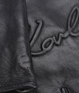 KARL LAGERFELD K/SIGNATURE GLOVES