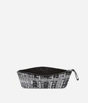 KARL LAGERFELD K/Kuilted Tweed Pouch 8_d