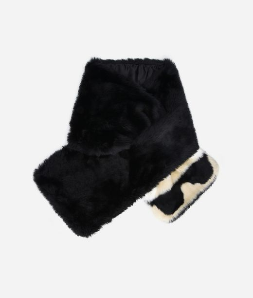 KARL LAGERFELD K/Ikonik Faux Fur Scarf 12_f