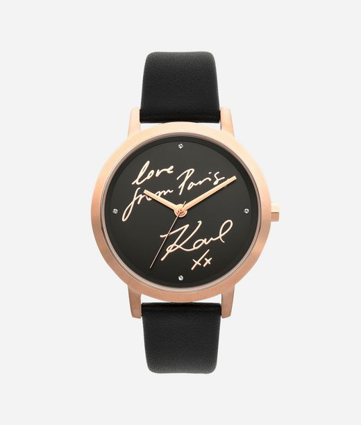 KARL LAGERFELD Love From Paris Watch 12_f
