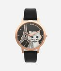 KARL LAGERFELD Choupette In Paris Watch 8_f