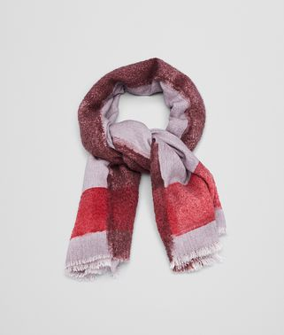 DUSTY ROSE CASHMERE WOOL SCARF
