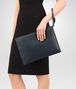 BOTTEGA VENETA DENIM INTRECCIATO NAPPA DOCUMENT CASE Other Leather Accessory E ap