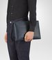BOTTEGA VENETA DENIM INTRECCIATO NAPPA DOCUMENT CASE Other Leather Accessory E lp