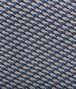 BOTTEGA VENETA SCARF IN BLACK BLUE WOOL SILK Scarf or other Man ap