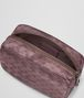 BOTTEGA VENETA SMALL COSMETIC CASE IN GLICINE INTRECCIOLUSION Other Leather Accessory Woman ap