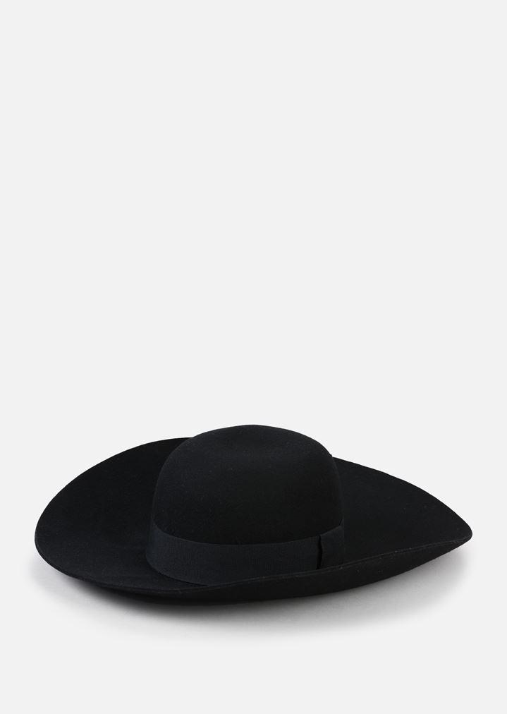 EMPORIO ARMANI WOOL HAT Cap Woman d