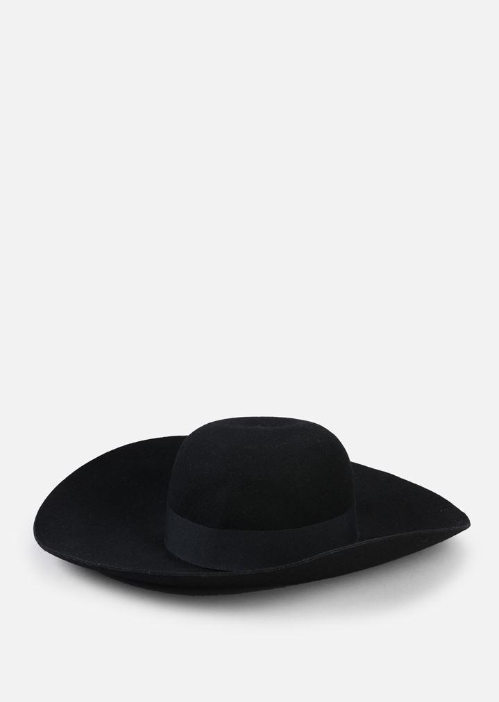 EMPORIO ARMANI WOOL HAT Cap Woman f