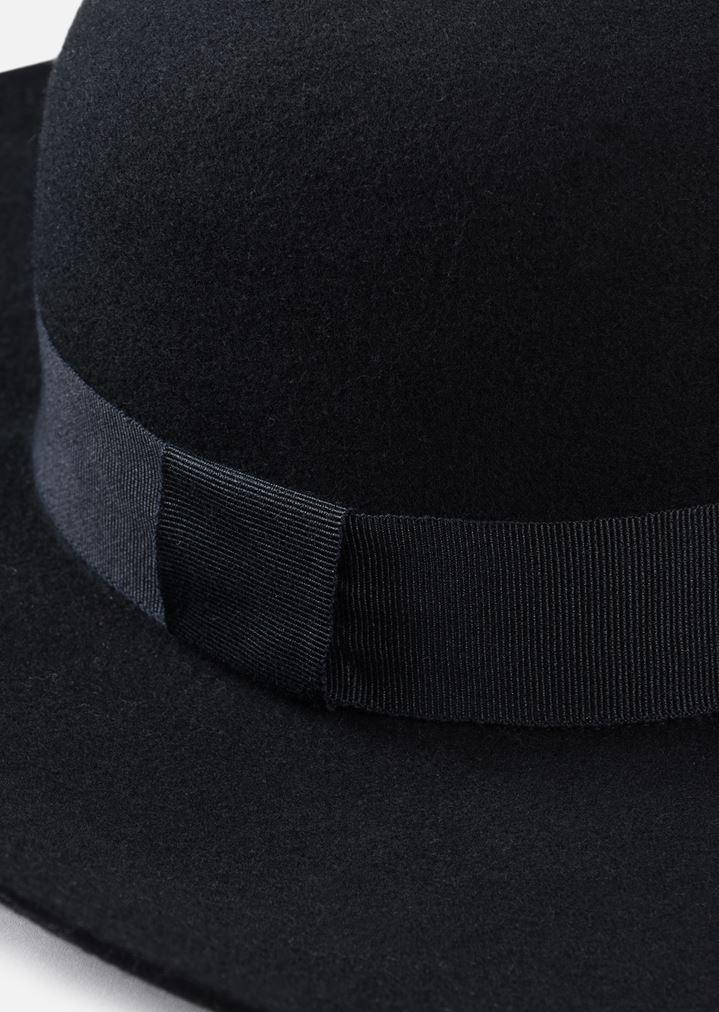 EMPORIO ARMANI WOOL HAT Cap Woman r