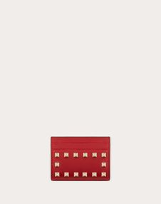 VALENTINO GARAVANI COIN PURSES & CARD CASES D Rockstud Card Holder f