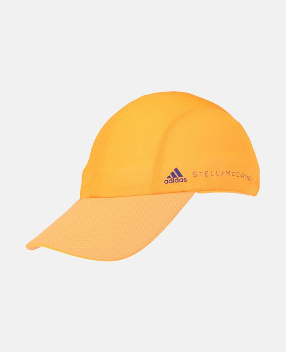 Orange Running Cap