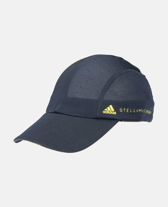 Black Running Cap