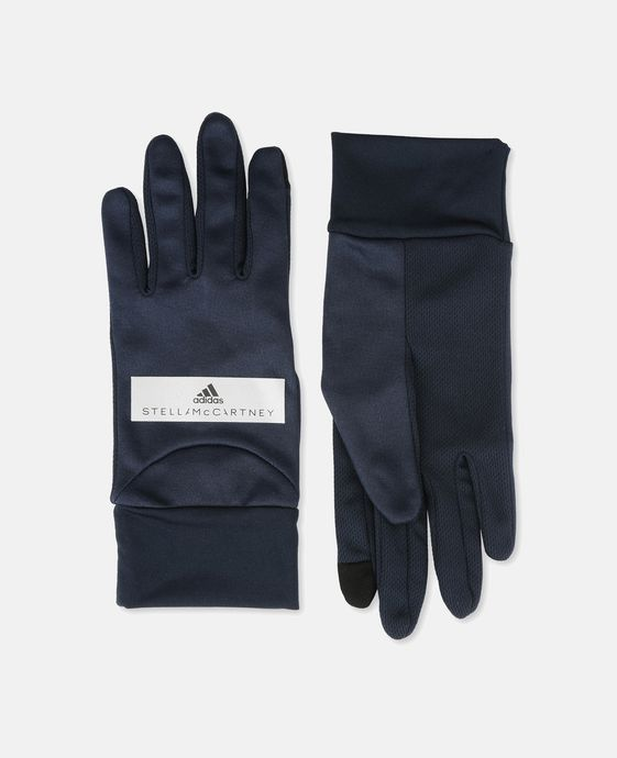 Black Running Gloves