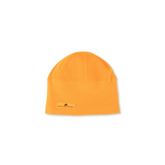 Orange Running Beanie