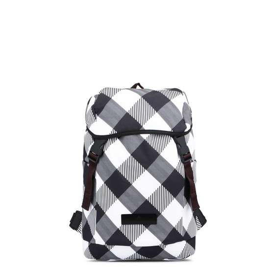 Check Medium Backpack