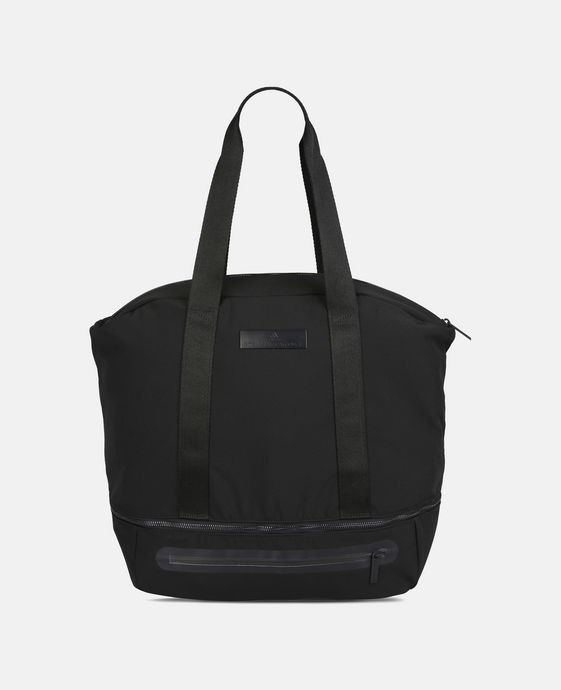 Grey Large Gym Bag