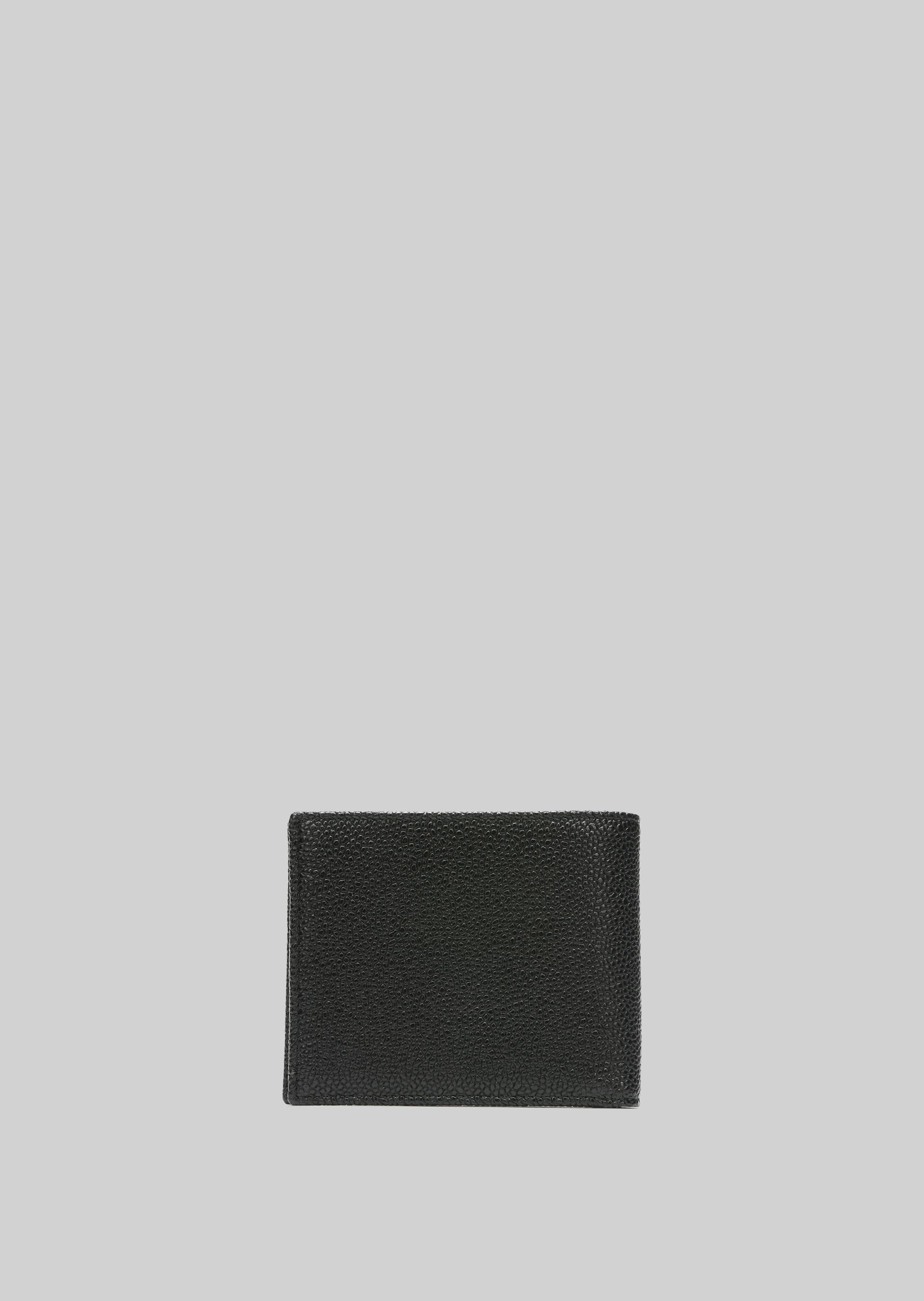 GIORGIO ARMANI LEATHER WALLET Wallet U e