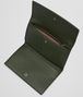 BOTTEGA VENETA CONTINENTAL WALLET IN MOSS INTRECCIATO NAPPA Continental Wallet D lp