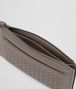 BOTTEGA VENETA DOCUMENT CASE IN STEEL INTRECCIATO NAPPA Other Leather Accessory Woman ap