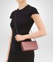 BOTTEGA VENETA CONTINENTAL WALLET IN BOUDOIR INTRECCIATO NAPPA Continental Wallet Woman ap