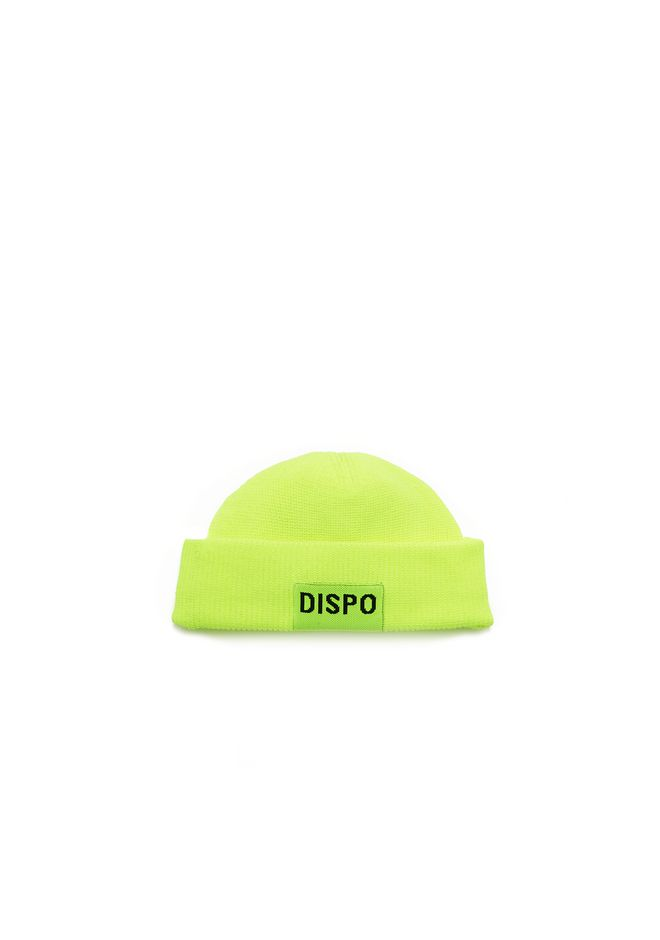 "ALEXANDER WANG accessories FISHERMAN'S BEANIE WITH ""DISPO"" PATCH"