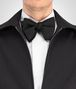 BOTTEGA VENETA BLACK SILK BOW TIE Tie Man rp