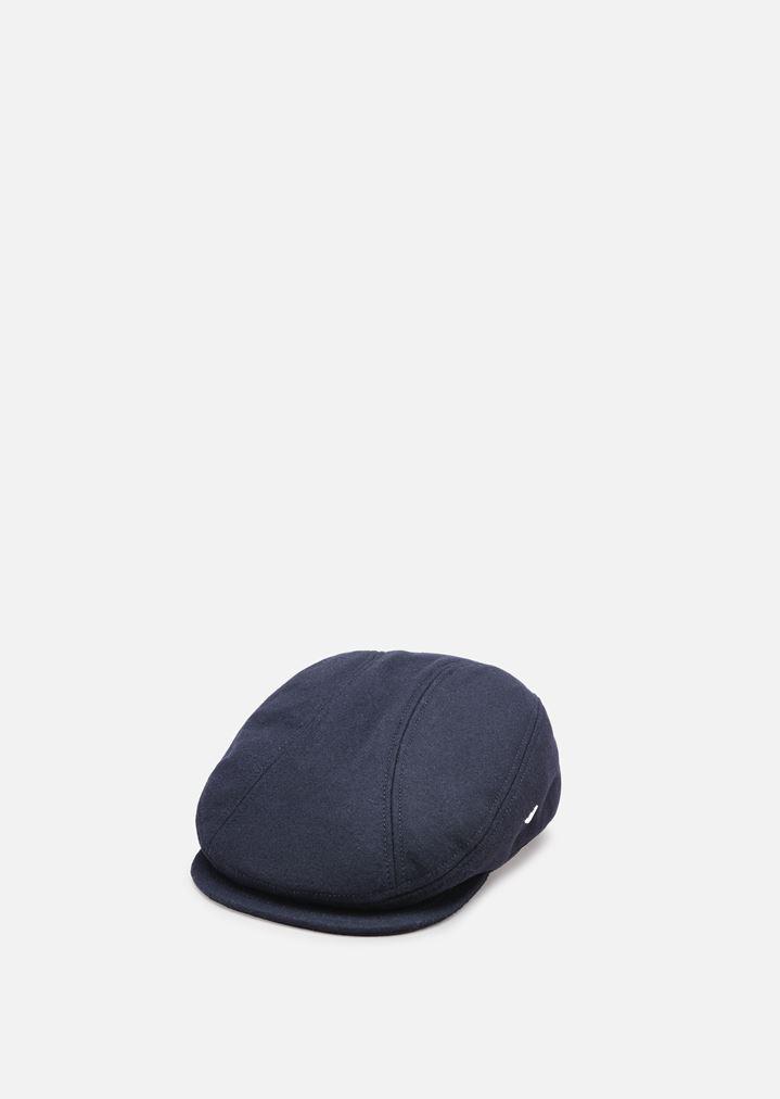 81fb062c1b4cd CLOTH FLAT CAP   Man   Emporio Armani