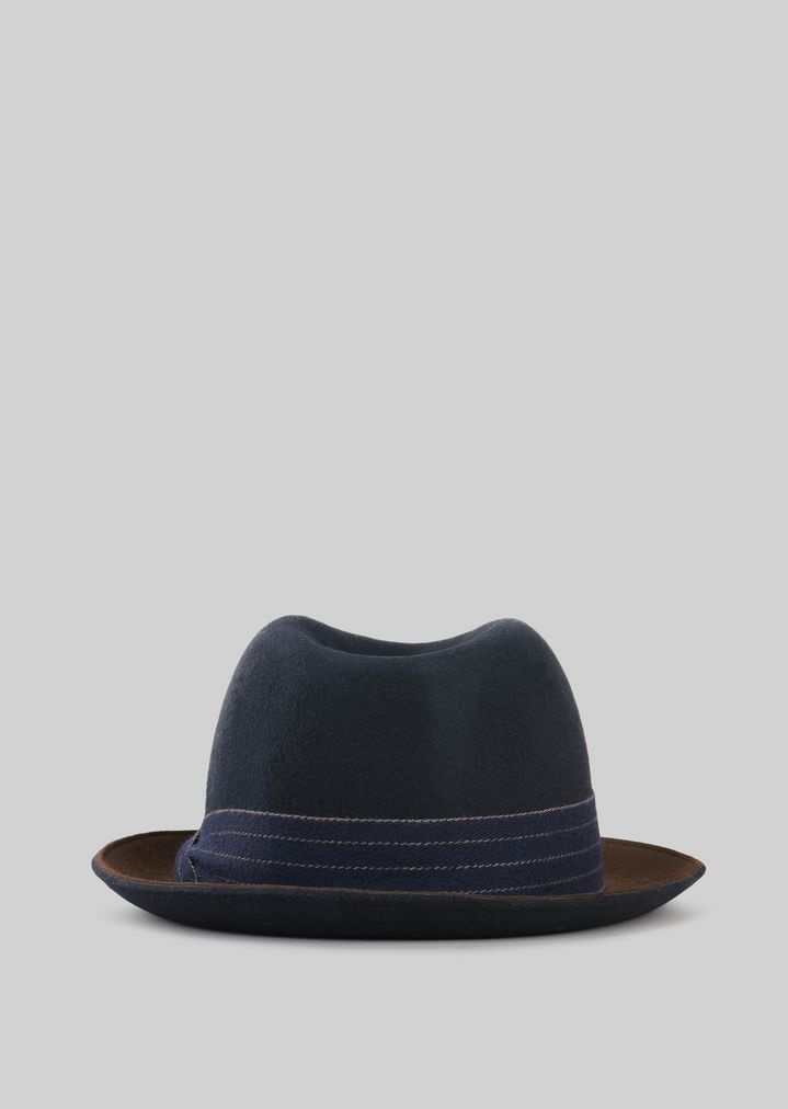 734ff9619a5 FEDORA IN WOOL