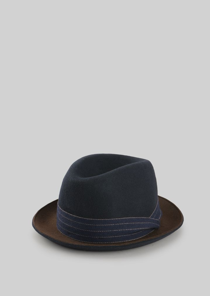 04e02c6da4479 FEDORA IN WOOL