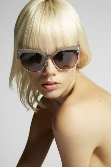 DSQUARED2 Sunglasses Woman DQ0254MET73F m