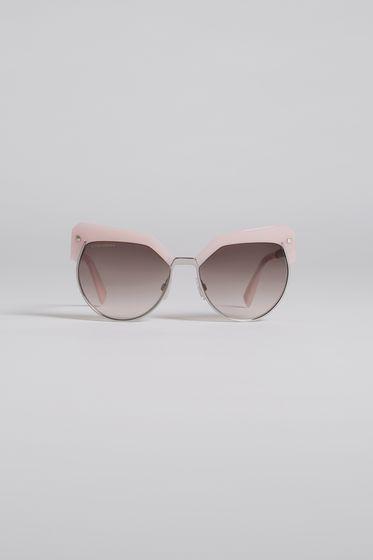 DSQUARED2 Sunglasses Woman DQ0254MET73F b