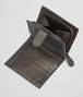 BOTTEGA VENETA DARK BRONZE NAPPA MINI WALLET Mini Wallet or Coin Purse D lp