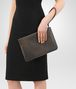 BOTTEGA VENETA DARK BRONZE NAPPA BILETTO Other Leather Accessory E ap