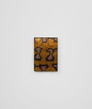 OCRE HAND-PAINTED KARUNG CARD CASE