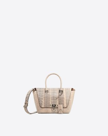 VALENTINO GARAVANI Double handle bag D Demilune Small Double Handle Bag f