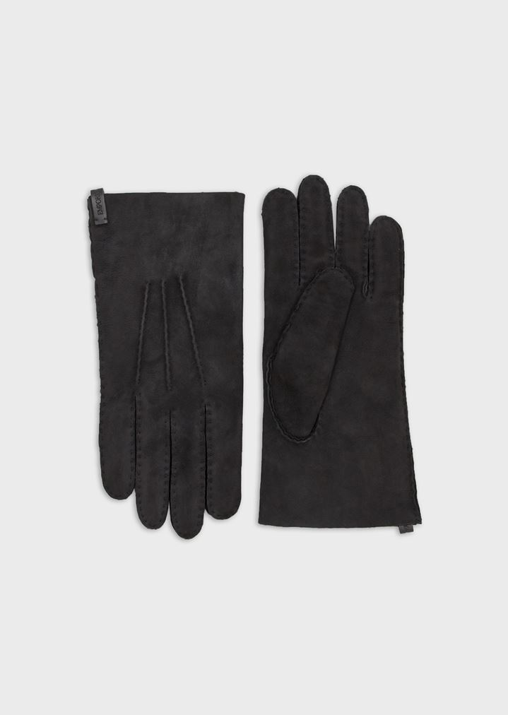 588924a71 LEATHER GLOVES | Man | Emporio Armani