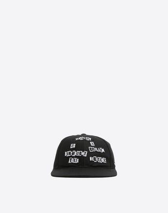 VALENTINO SETA Cappello U NU2HB008PAT 598 f