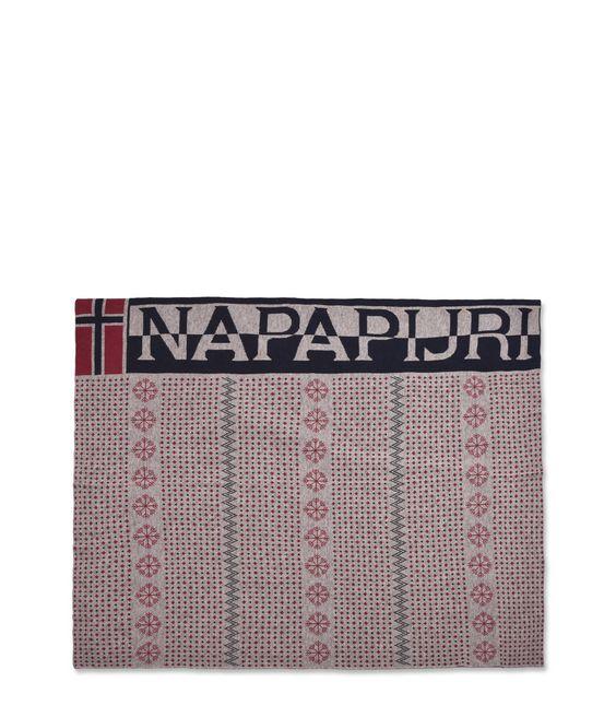 NAPAPIJRI JACQUARD BLANKET Blanket E f