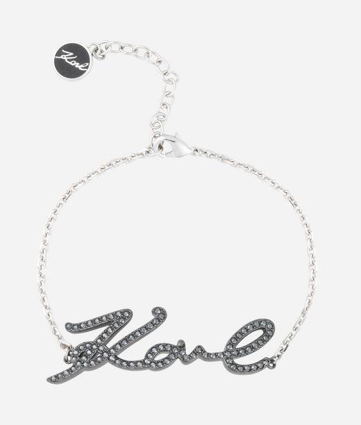 KARL LAGERFELD Karl Signature Bracelet 12_f