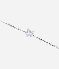 KARL LAGERFELD Bracelet avec pendentif Choupette argenté 9_f