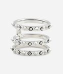 Triple Stack Ring