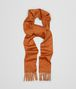 BOTTEGA VENETA LIGHT BROWN CASHMERE SCARF Scarf or other D fp