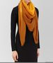 BOTTEGA VENETA OCRE WOOL SCARF Scarf or other Woman rp