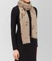 BOTTEGA VENETA BEIGE CASHMERE SCARF Scarf or other Woman rp